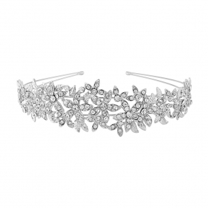 CRYSTAL COUTURE HEADBAND